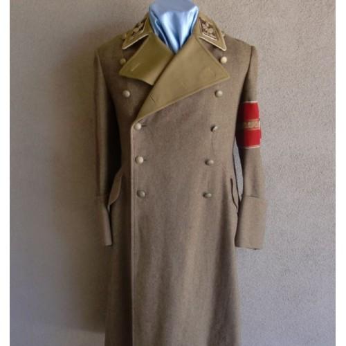 Kreisleiter Greatcoat   # 3274