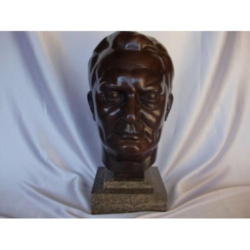 Hermann Goering Bronze Bust  # 3298