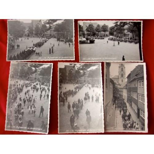 SS/SA Postcard Grouping # 3299