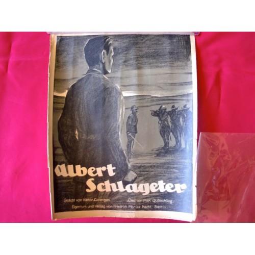 Albert Schlageter # 3315