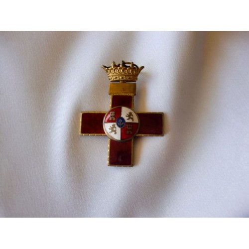 1930s Spanish Civil War Military Merit Cross
