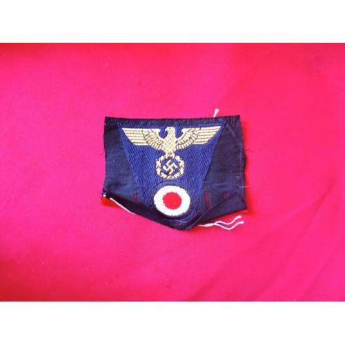 Kriegsmarine Cap Insignia  # 3320