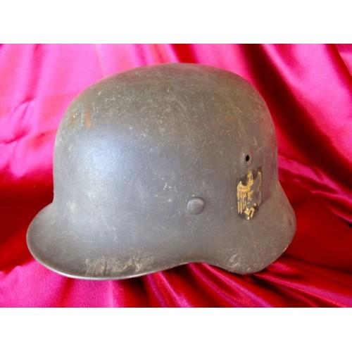 Kriegsmarine Helmet # 3330