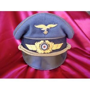 Luftwaffe General's Visor # 3332