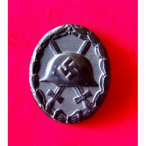 Black Wound Badge # 3338