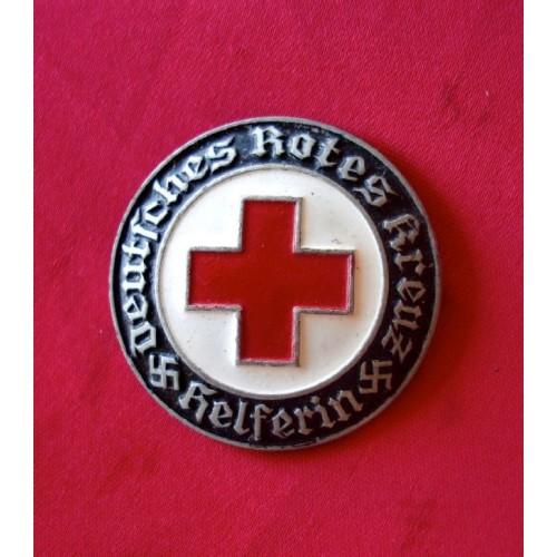 Deutsches Rotes Kreuz Helferin Badge # 3340