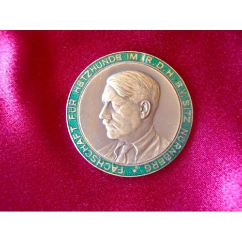 Hitler Medallion C-98 # 3349
