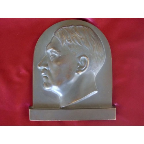 Hitler Plaque # 3350