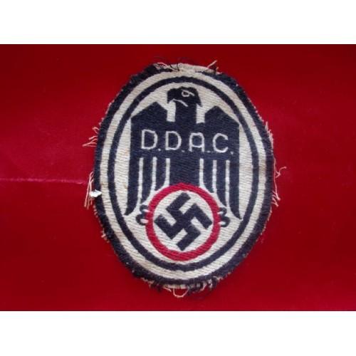 DDAC Sport Shirt Eagle Patch # 3354