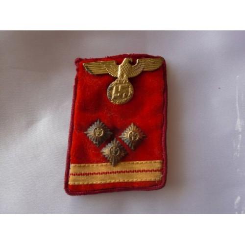 Gau Haupt-Einsatzleiter Tab  # 3364
