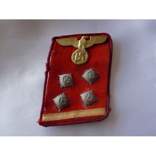 Gau Level Tabs 1939-1945  # 3366