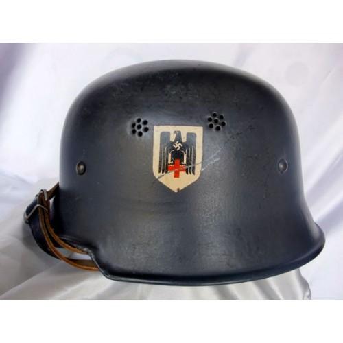 Red Cross Helmet # 3419