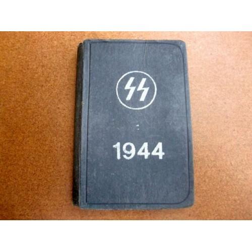 1944 SS Calendar Booklet # 3460