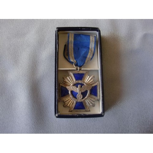 NSDAP 15 Year Long Service Medal  # 3493