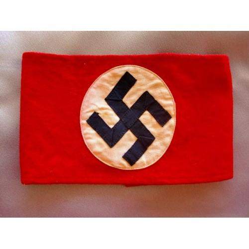 NSDAP armband # 3500