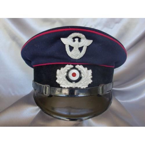 Fire Police Visor # 3525