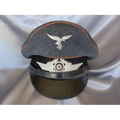Luftwaffe Signals EM/NCO Visor # 3531
