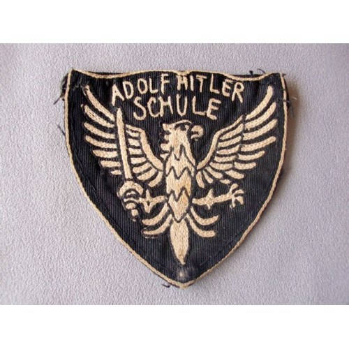 Adolf Hitler Schule Breast Insignia # 3545