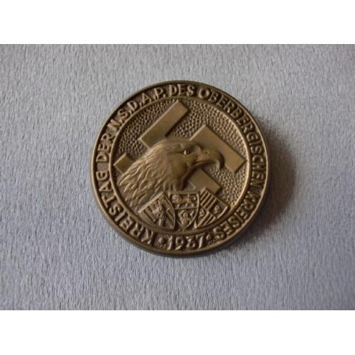 Kreistag der NSDAP des Oberbergischen Tinnie # 3554