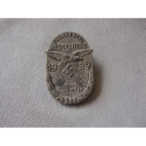 Hesselberg Tinnie # 3574