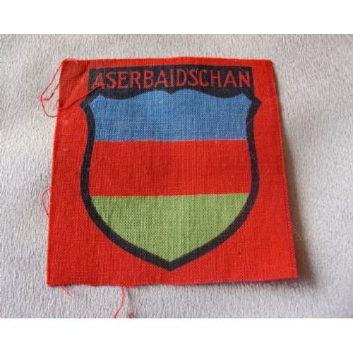 Russian Volunteer's Sleeve Shield  # 3593