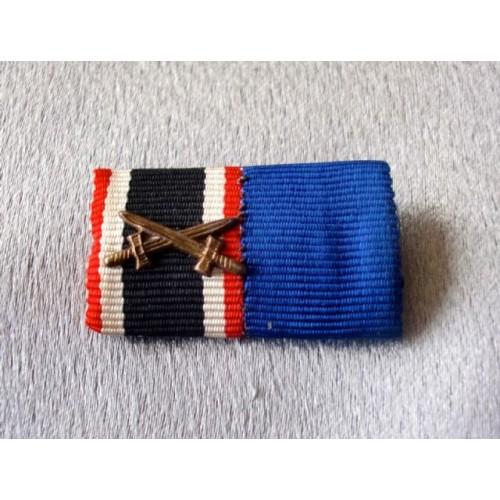 2 Medal Ribbon Bar