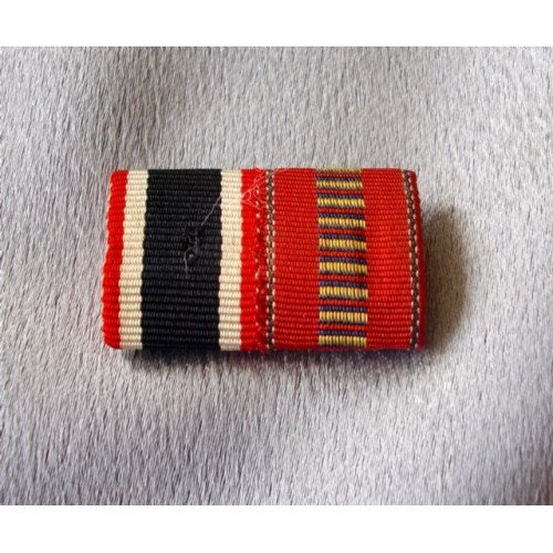 2 Medal Ribbon Bar # 3608
