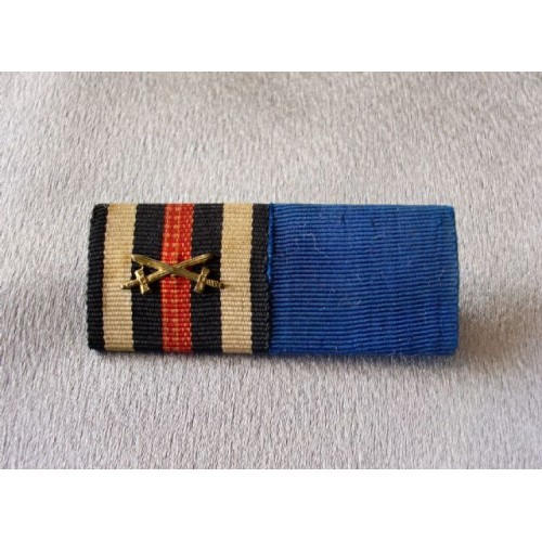 2 Medal Ribbon Bar # 3610