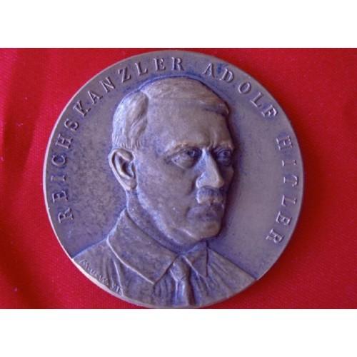 Hitler Medallion # 3646