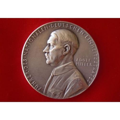 Hitler Medallion # 3647
