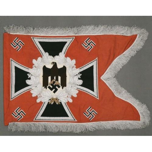 Heer Artillery Swallowtail Flag # 3649