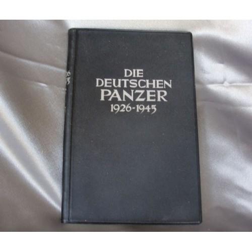 Die Deutschen Panzer 1926-1945 # 3691