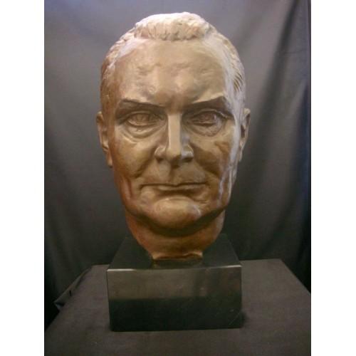 Hermann Goering Bronze Bust   # 3703