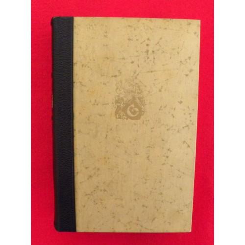 1936 Wedding Edition of Mein Kampf # 3704