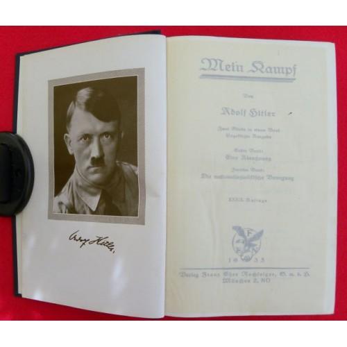 Mein Kampf # 3707