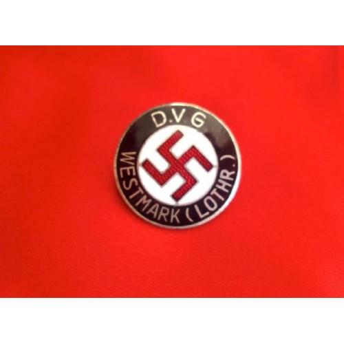 D.V.G. Westmark (Lothr) Pin # 3710