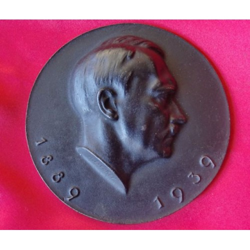 Adolf Hitler Plaque   # 3726