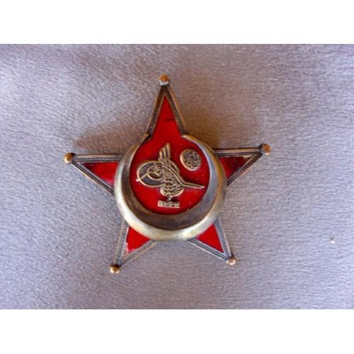 Gallipoli Star in Bronze # 3746
