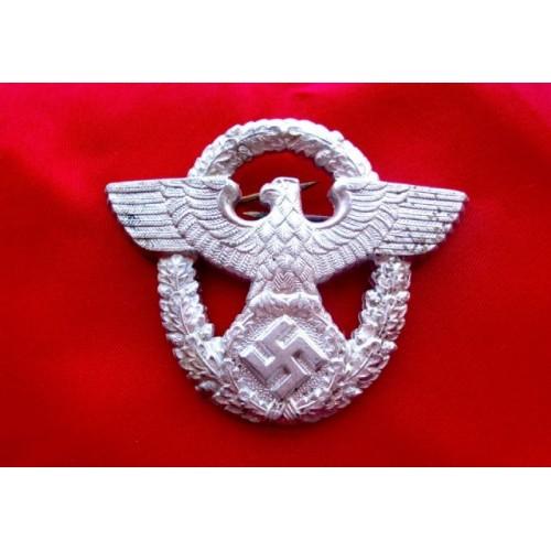 Police Cap Eagle # 3763