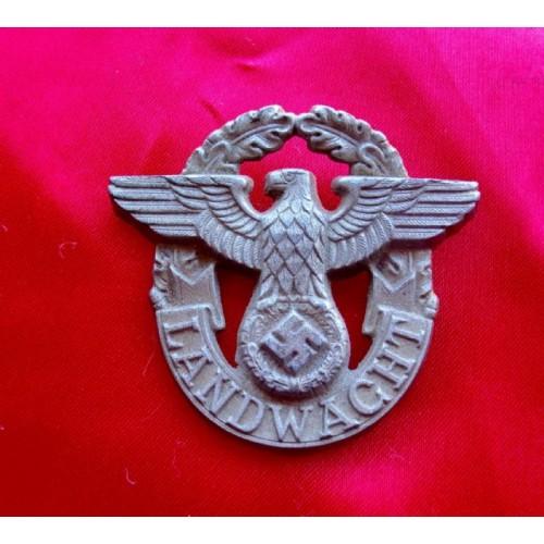 Police Eagle # 3765
