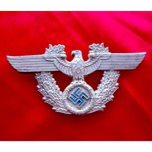 Police NCO Shako Eagle # 3779