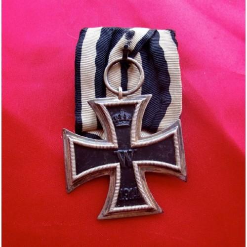 WWI Iron Cross 2nd Class # 3788