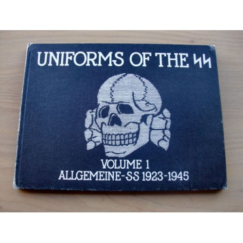 Uniforms of the SS # 3789