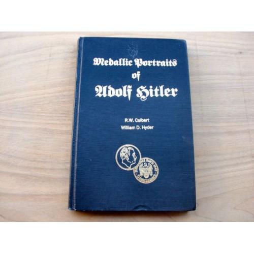 Medallic Portraits of Adolf Hitler  # 3792