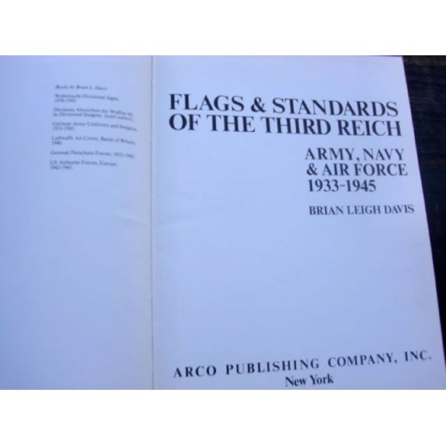 Flags & Standards of the Third Reich # 3798