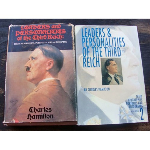 Leaders & Personalities of the Third Reich # 3799