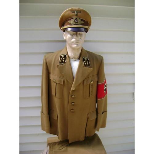 Kreis Gemeinschaftsleiter Leiter einer Stelle tunic set # 379