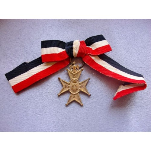 Commemorative Woman's Cross # 3804