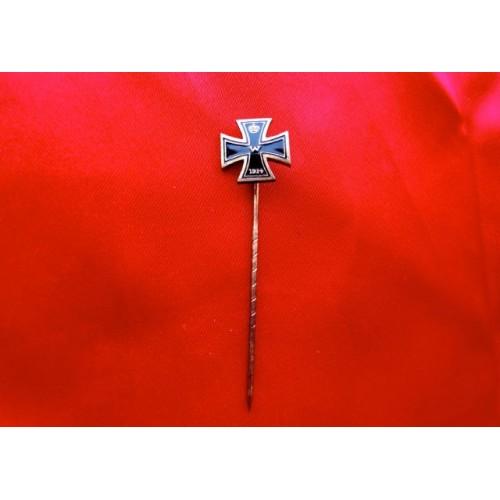 WWI Iron Cross Stickpin # 3814