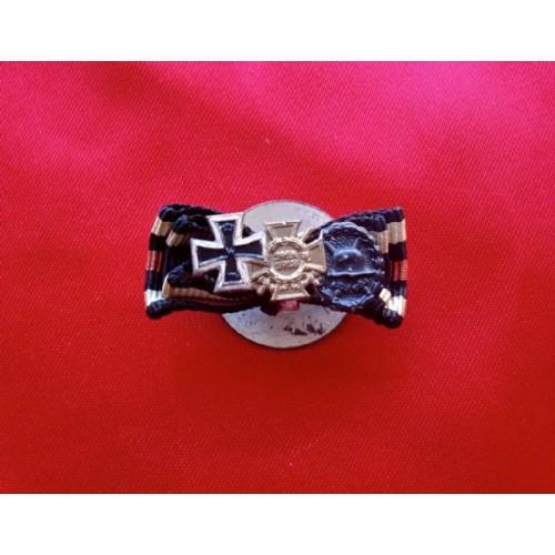 3 Medal Bar # 3824